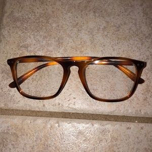 Urban outfitters fake glasses